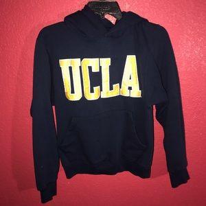 UCLA campus hoodie